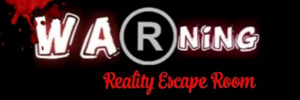 Warning-Reality Escape Room