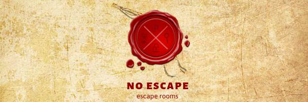 No Escape - Escape Rooms
