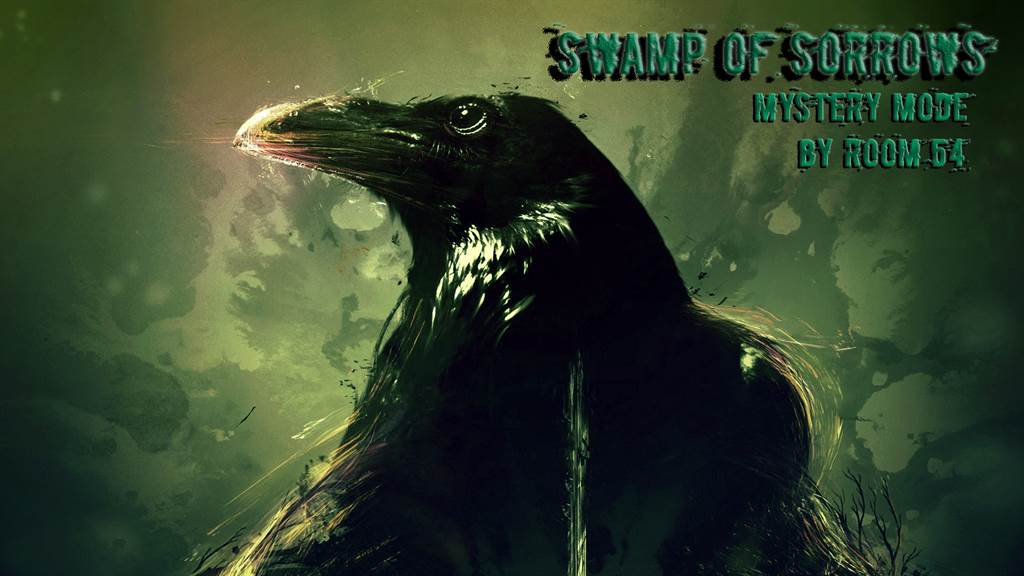 Swamp Of Sorrows: Mystery mode