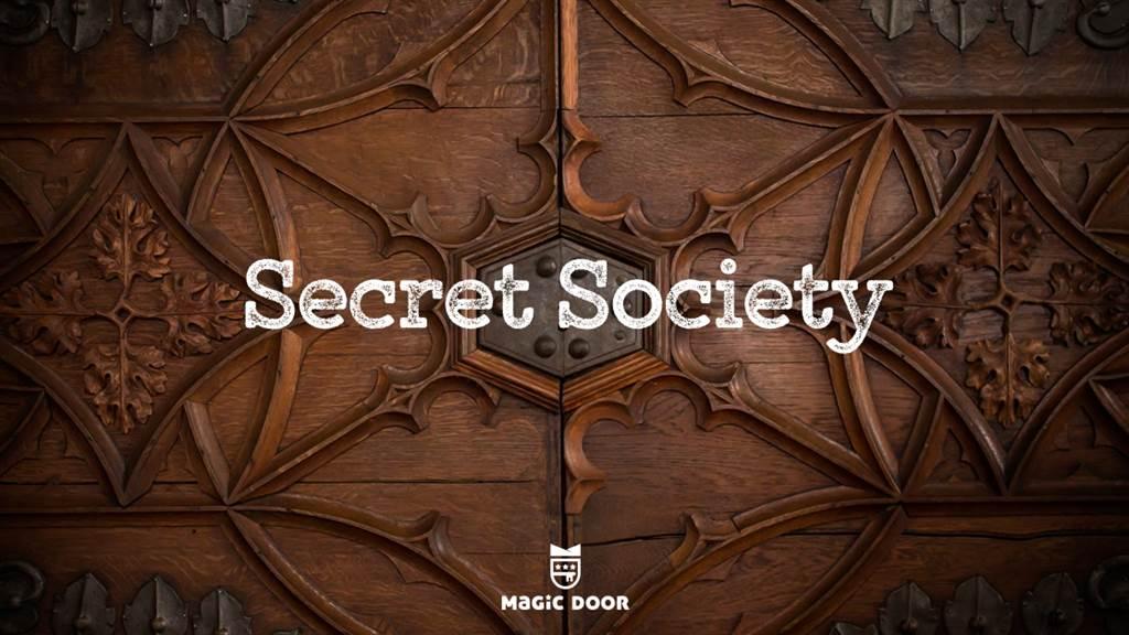 Secret Society - Escape Room - Magic Door - EscapeAll