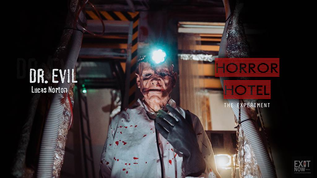 HORROR HOTEL | The Experiment