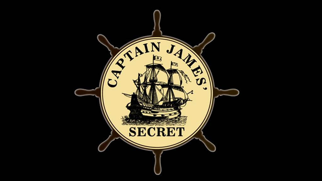 CAPTAIN JAMES SECRET