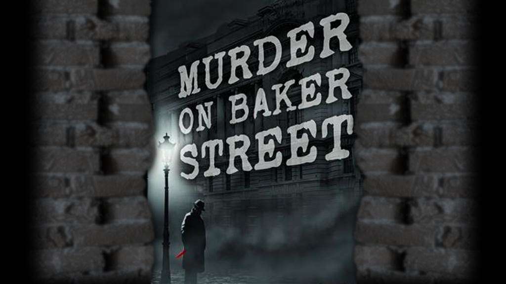 MURDER ON BAKER STREET