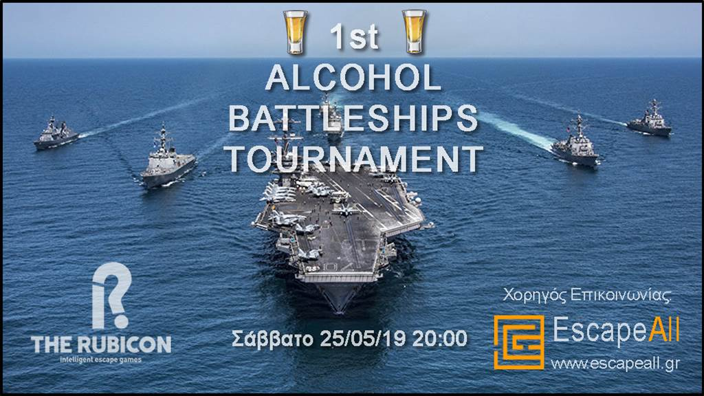 Alcohol Battleships