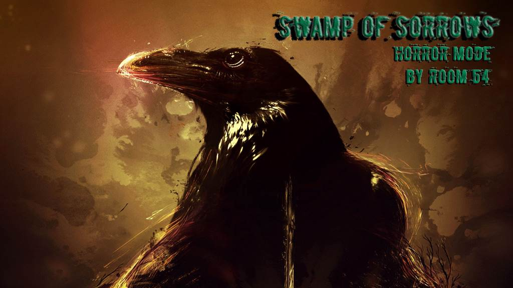 Swamp of Sorrows: Horror mode