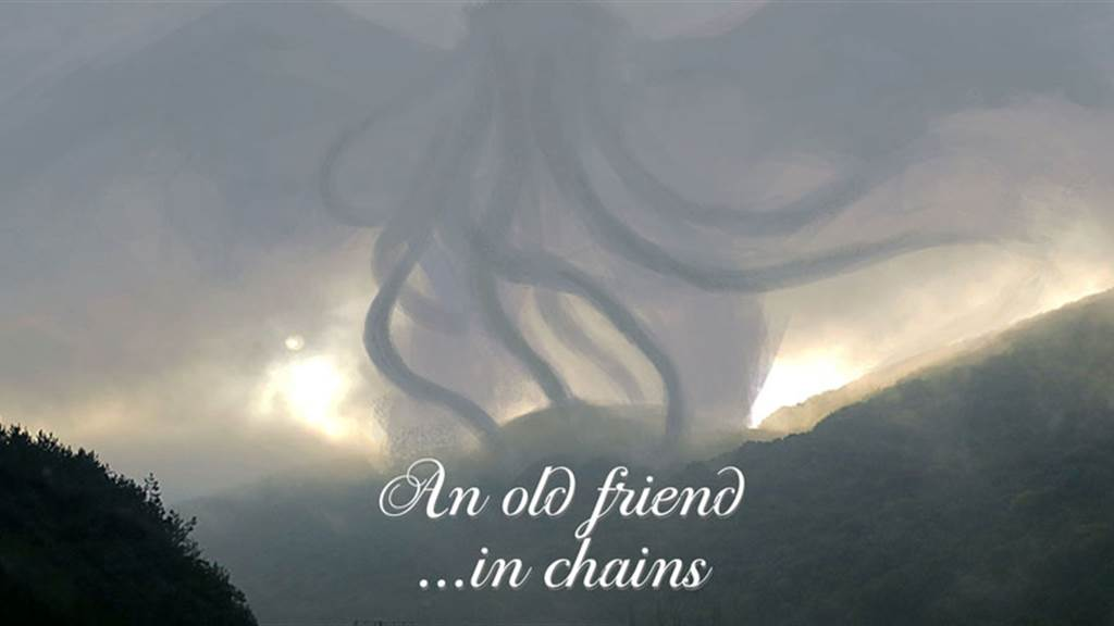 Old Friend.... in Chains