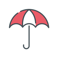 Umbrella Trophy