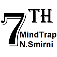 7th MindTrap N.Smirni +10
