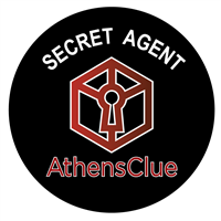 Athens Clue Secret Agent