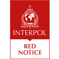 Ιnterpol Red Notice