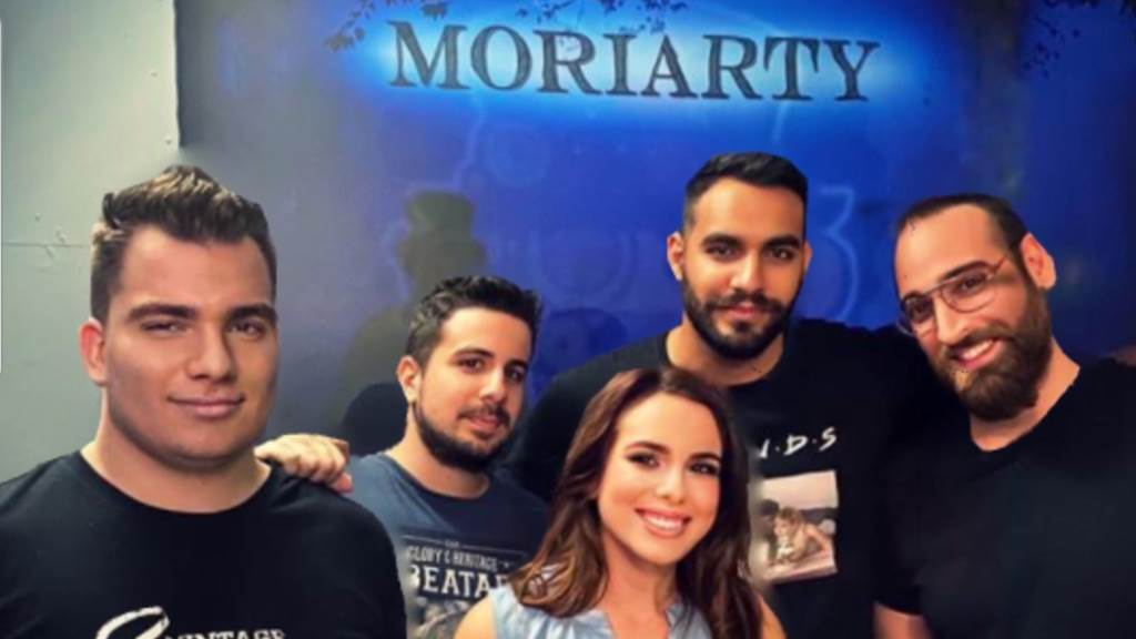 Moriarty team photo