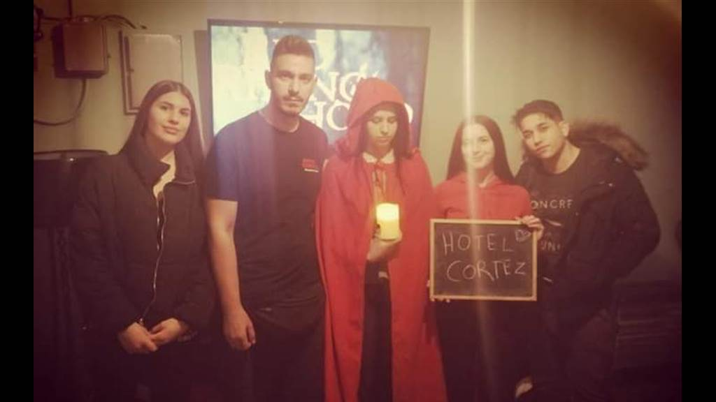 Red Riding Hood Μαρ-2020