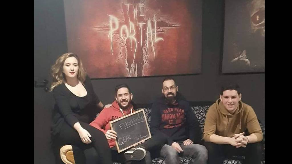 The Portal team photo