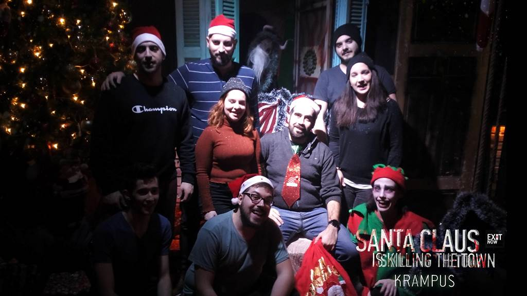 Santa Claus Is Killing The Town: Krampus 23-Δεκ-2019