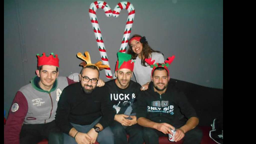 sTRAPPEDon - BigSaws Xmas Party Νοε-2019
