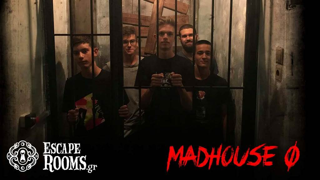 MadHouse 0 (The Beginnig) team photo