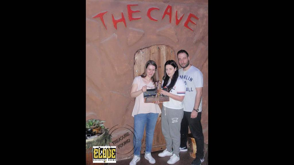 The Cave team photo