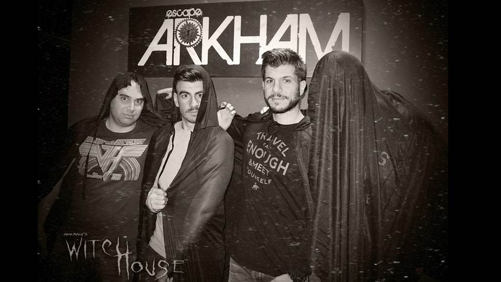 Arkham's Witchouse Μαρ-2018