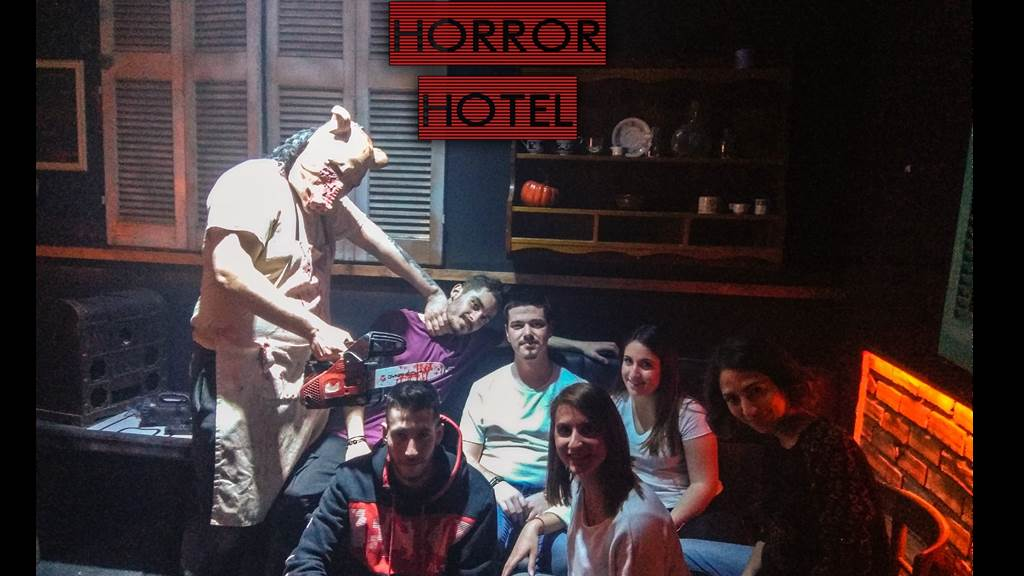 HORROR HOTEL | The Experiment team photo