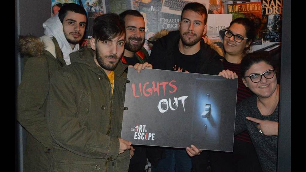 Lights out 6-Ιαν-2020