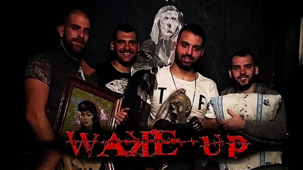 Wake Up team photo