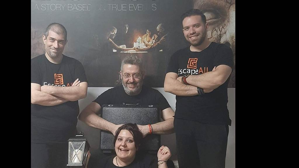 The Existence team photo