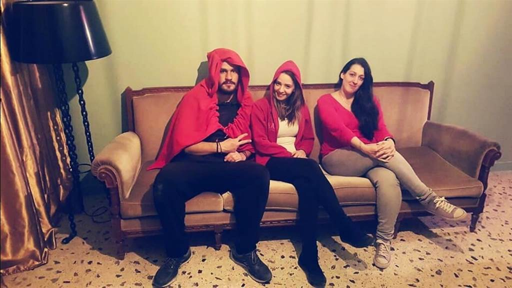 Red Riding Hood Οκτ-2018